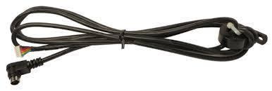 YAMAHA Clavinova/Arius Sustain Pedal Cable Assy  (Mini DIN Type 6-WAY)
