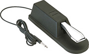 UNIVERSAL Piano Type Sustain Pedal (On/off type)